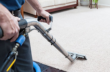 How to perform the stainmaster carpet cleaning process